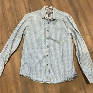 American rag button down
